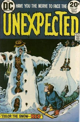 DC Comics' The Unexpected #150