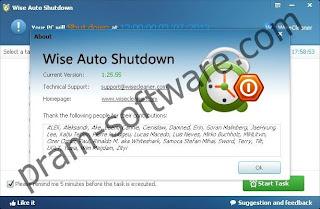 Wise Auto Shutdown 1.25.55