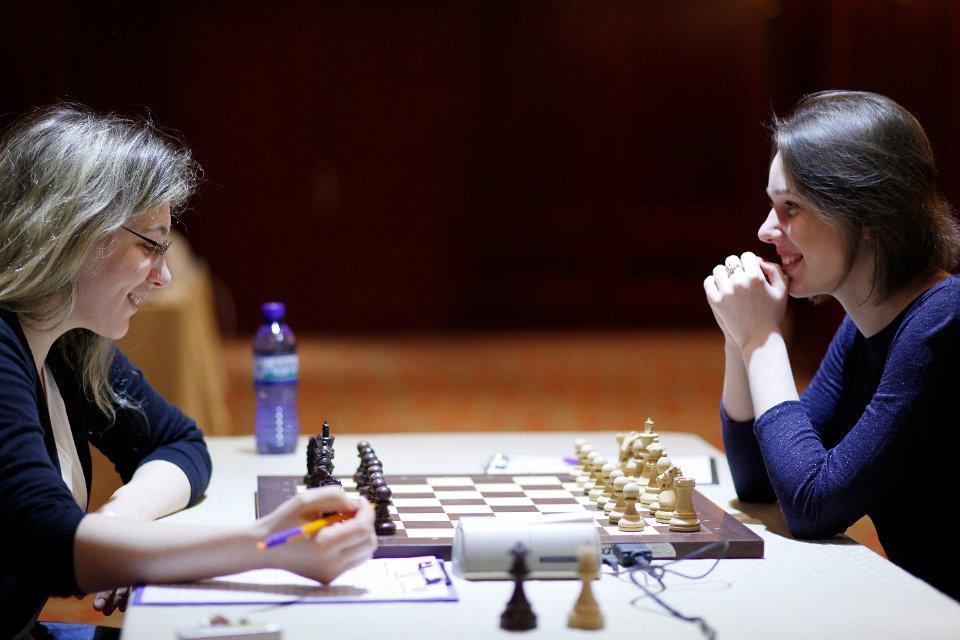 Le Grand Prix Féminin d'échecs de Batoumi - Photo © Anastasia Karlovich