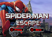 Ultimate Spiderman Escape