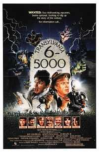 Transylvania 6-5000 (1985) Hindi - Eng Movie Download 300mb DVDRiP 480p