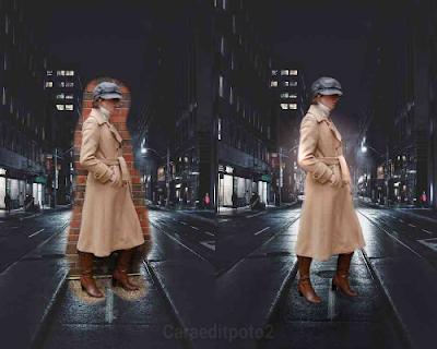 Manipulasi Background Picsay Pro