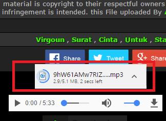 Cara Download Lagu Mp3 di Save Lagu