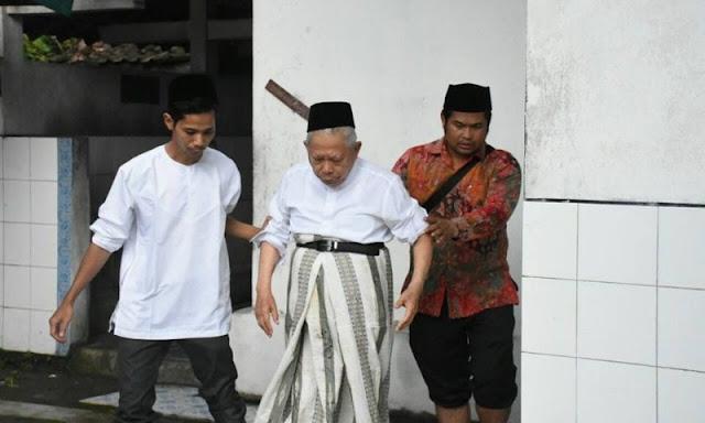Selamatkan Ulama, Selamatkan Kyai Ma'ruf