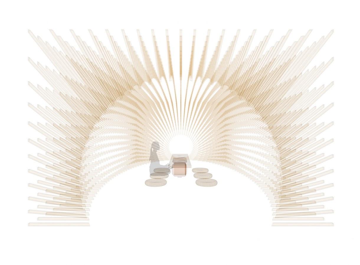 disen%25CC%2583oparametrico - Diseño paramétrico con madera, nueva era del diseño digital