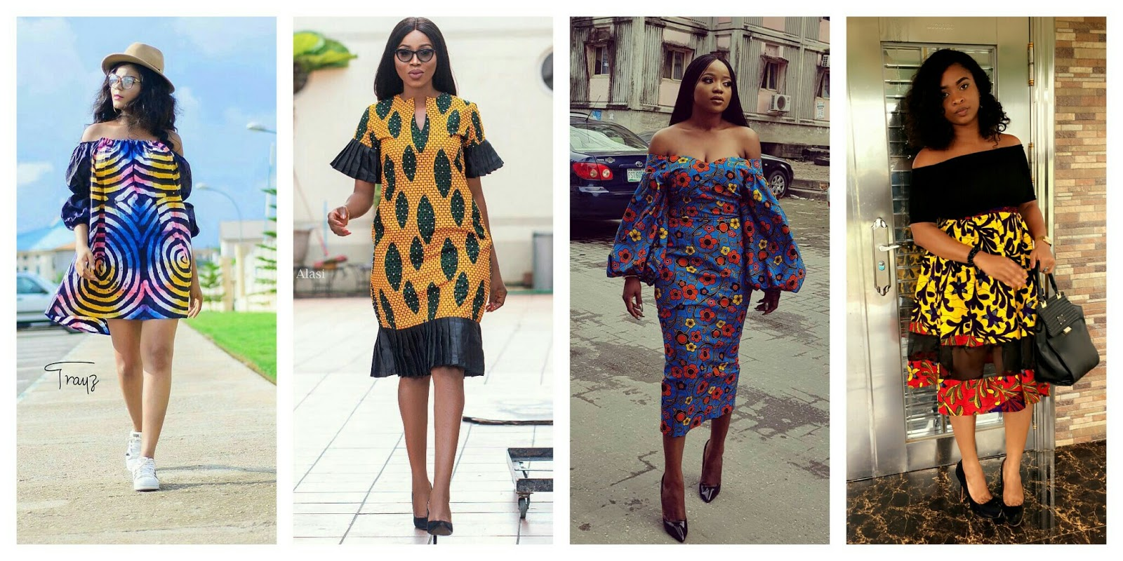 Innovative Ankara Styles 2017 For Beautiful Ladies