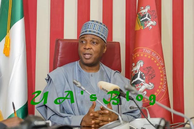 Saraki's speech after dumping APC for PDP [Full Text]