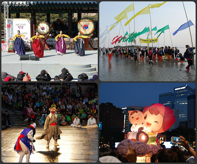 A Year of Festivals in South Korea