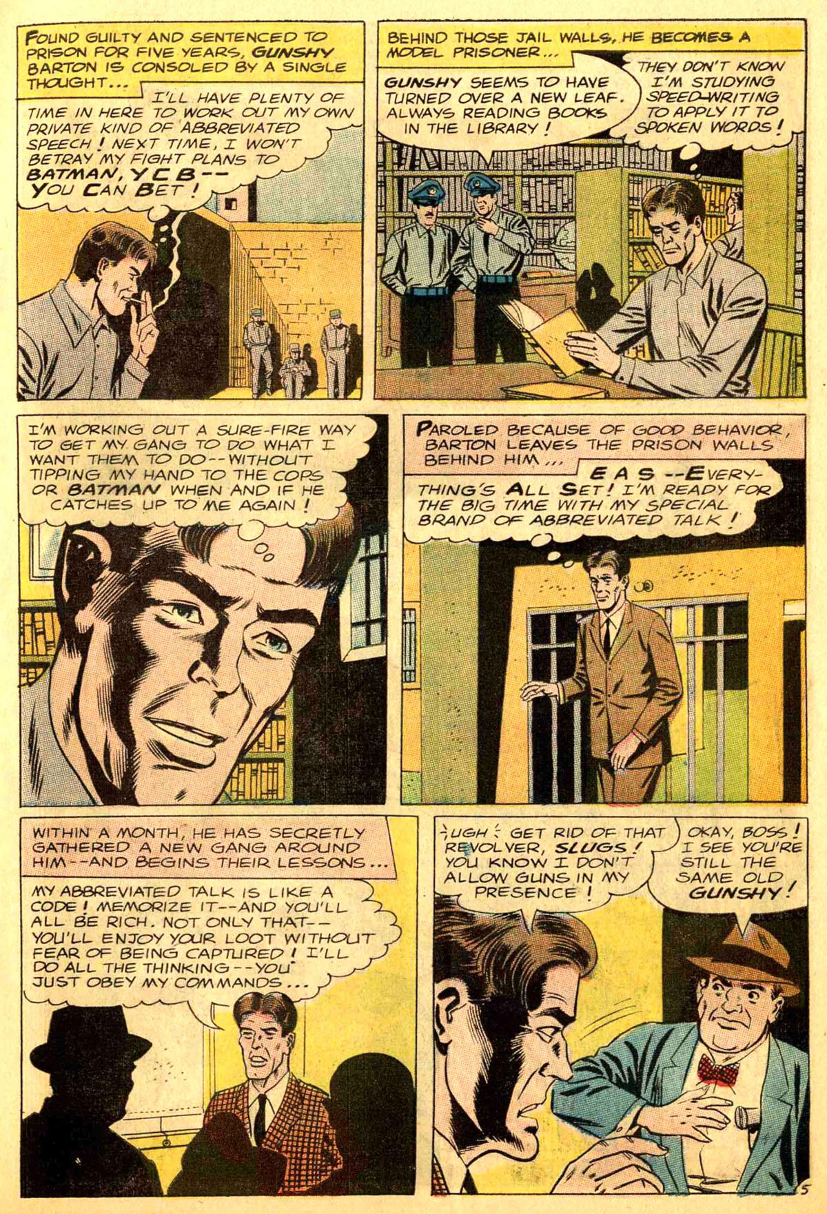 Detective Comics (1937) 360 Page 6
