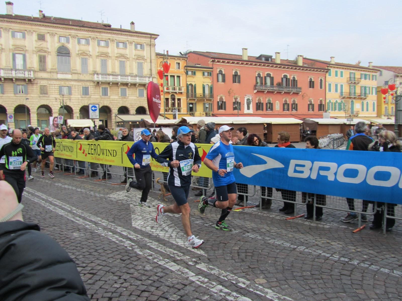 Unione Marciatori Veronesi Calendario.Banchette Runners La Storia
