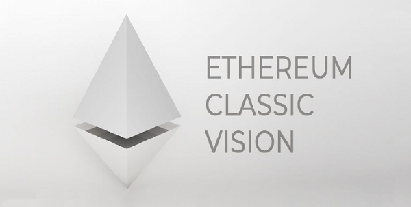 Ethereum Classic Vision is a Hard Fork of Ethereum that Leverages The Best of Both Worlds