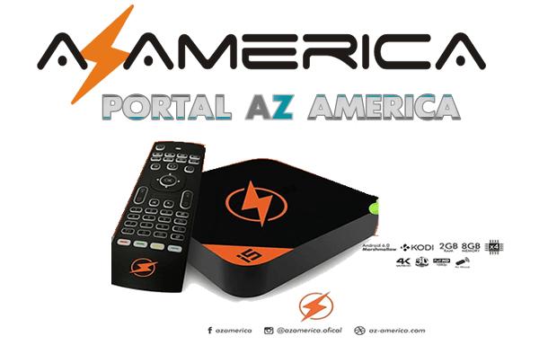 Resultado de imagem para Azamerica i5 IPTV PORTAL AZAMERICA