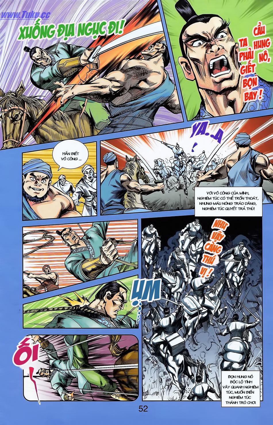 Tần Vương Doanh Chính chapter 4 trang 23