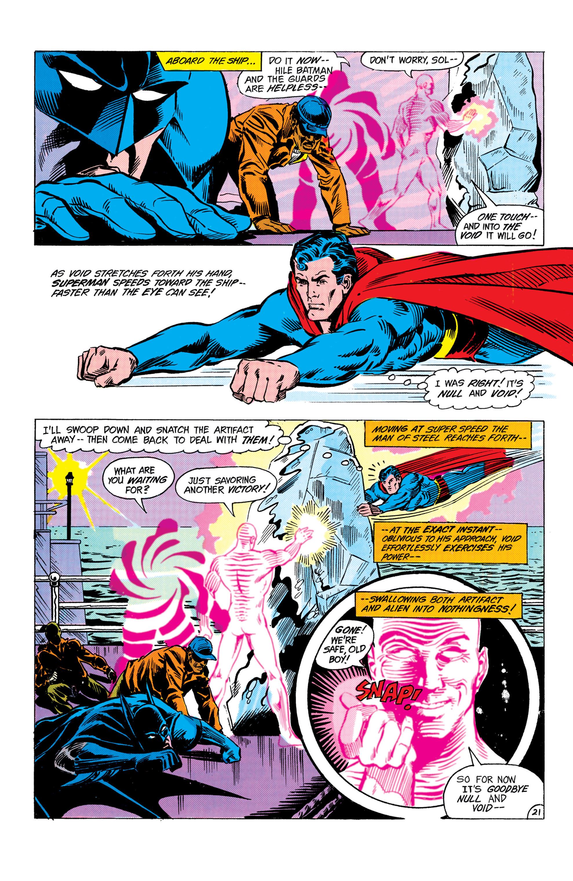 Read online World's Finest Comics comic -  Issue #304 - 22