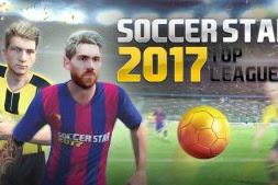Download Soccer Star 2017 Top Leagues MOD APK v0.3.7 Full Update (Unlimited Money) Terbaru April 2017
