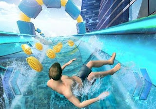 Water Slide 3D mod apk download