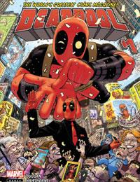 Deadpool Comic 1 Read Online Free