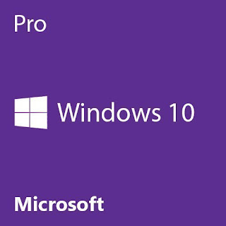 Software - Microsoft 64 Bit Windows 10 Pro