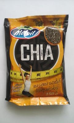 Nasiona CHIA - skarb natury - małe nasiona dające ogromne korzyści