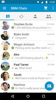 BBM Official Versi 3.2.3.11 APK Android