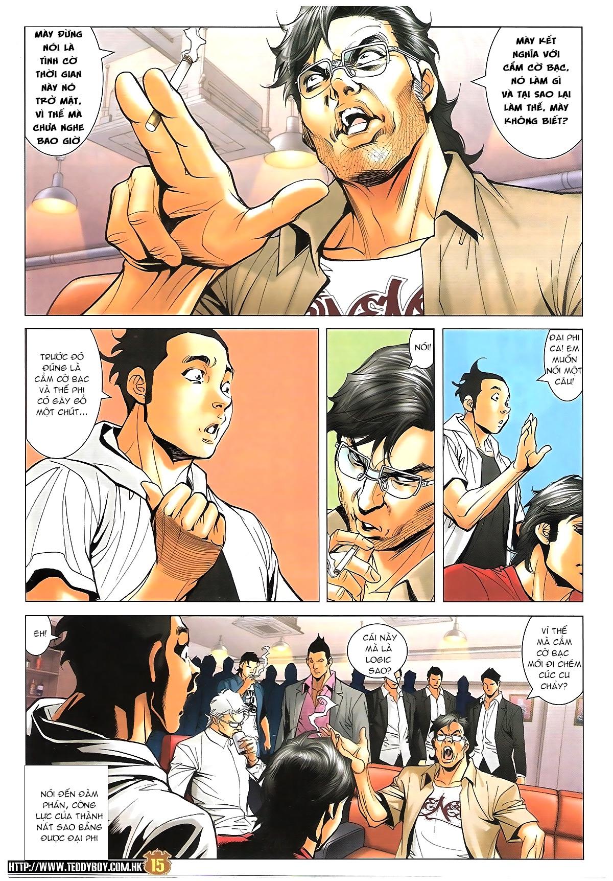 Người Trong Giang Hồ - Chapter 1620: Đàm phán bất thường - Pic 14