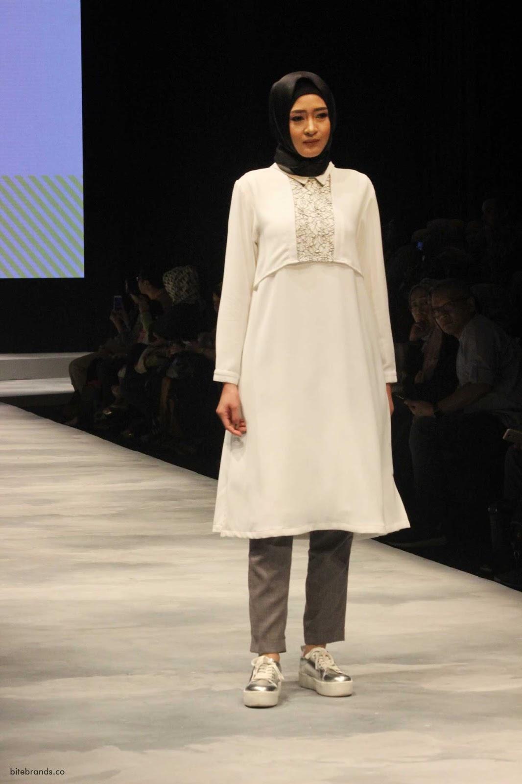 Elhijab Pamerkan Koleksi Terbaru Lewat Fashion Show