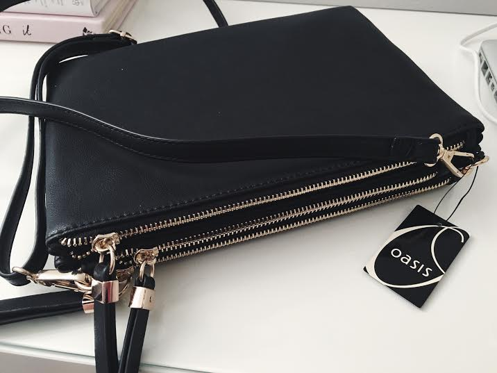 d3e99393df5f celine white leather clutch bag pocket