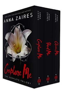 Capture Me: The Complete Trilogy - a romantic thriller by Anna Zaires