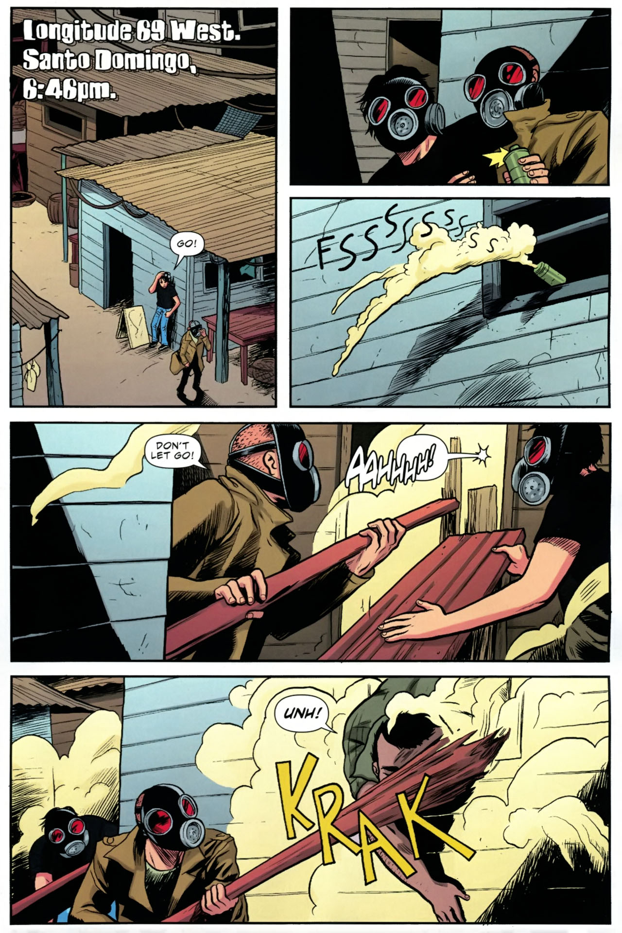 American Virgin issue 23 - Page 14