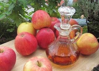 Manfaat Cuka Apel untuk kesehatan dan wajah