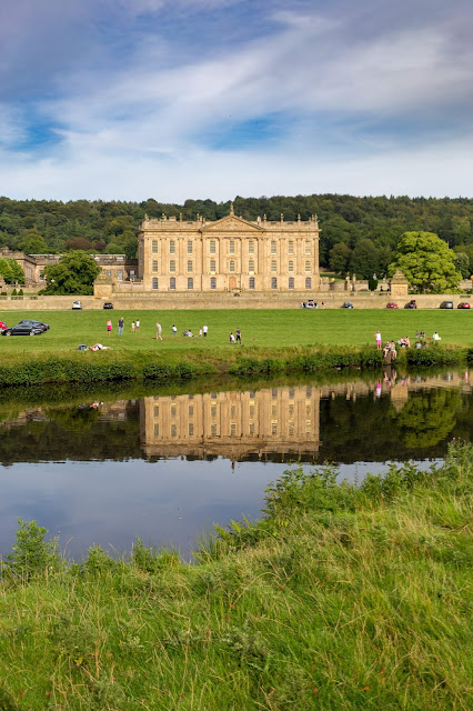 Chatworth House  Exterior by Laurence Norah-2