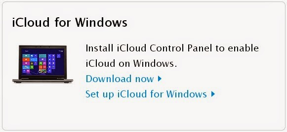 iCloud Drive for Windows now available for download. Mac OS users need to wait until the release of Yosemite.