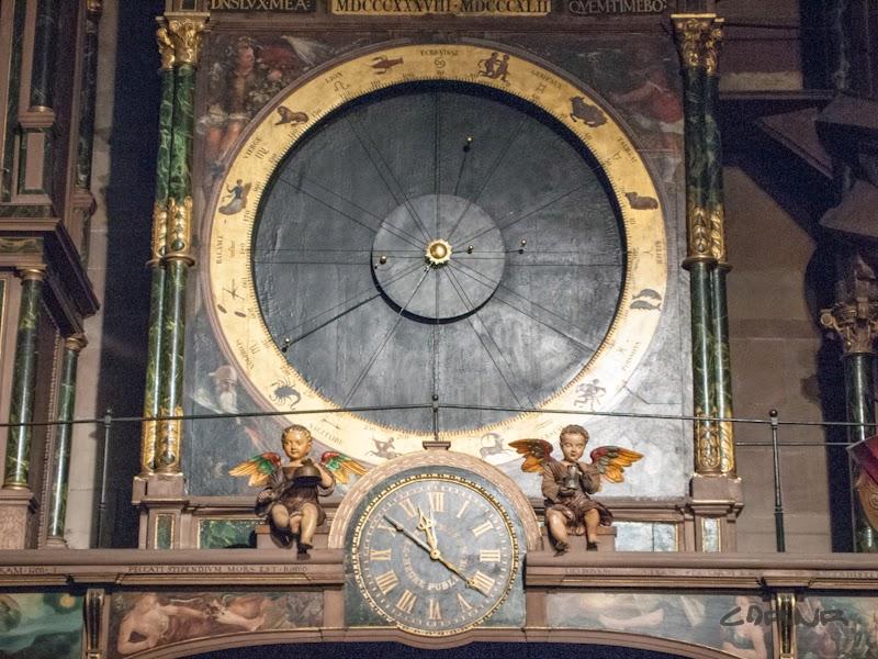 Ceasul Astrometric, Catedrala Notre-Dame din Strasbourg