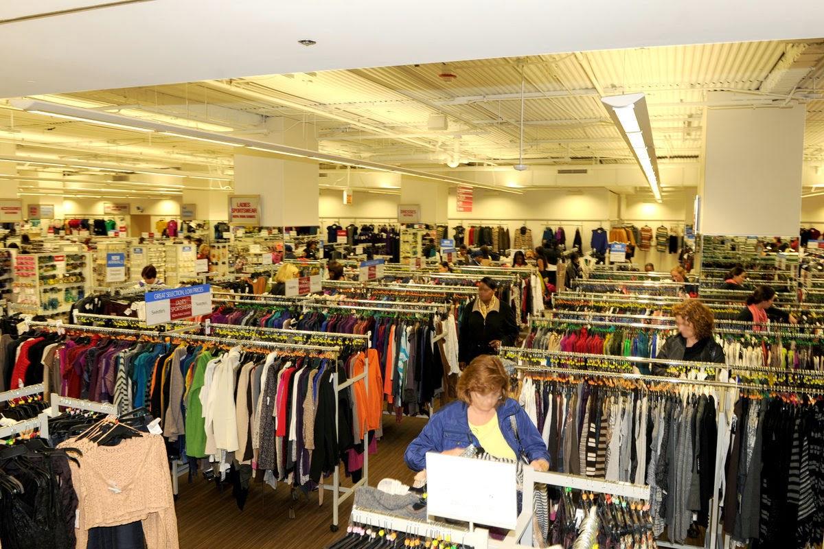 Loja Burlington Coat Factory em Nova York