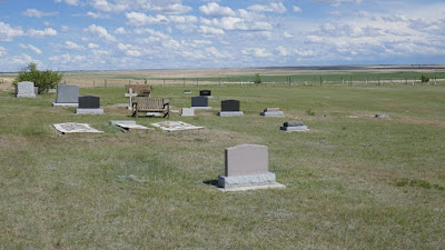 cemetery, Alsask, Saskatchewan, Empress, Alberta, Chesterfield