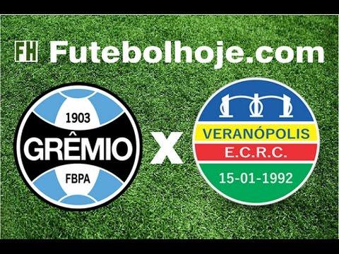 Assistir Veranópolis x Grêmio AO VIVO Grátis em HD 08/04/2017