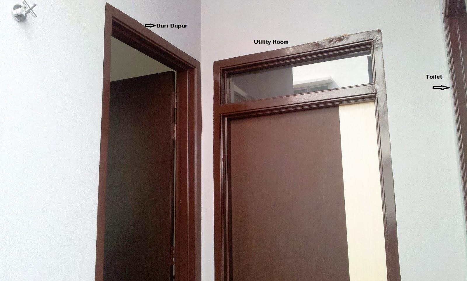 Pintu Besi Dapur Desainrumahid