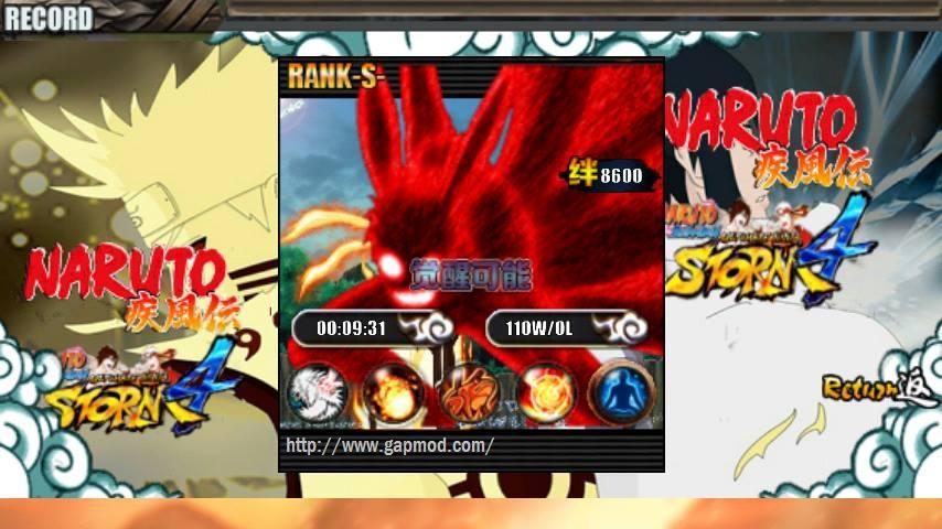 Download naruto shippuden ultimate ninja storm 4 android apk obb