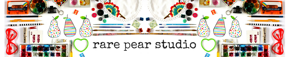 rare pear studio blog