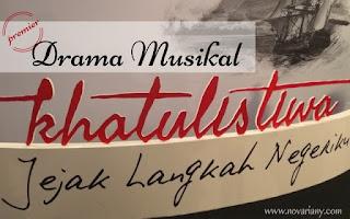 Premier Drama Musikal Khatulistiwa