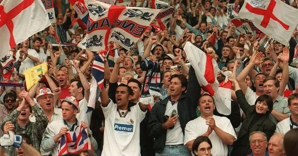 Euro '96: Football's Coming Home