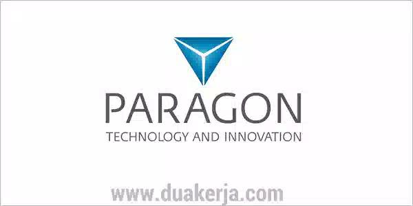 Lowongan Kerja PT Paragon Technology and Innovation Tahun 2019