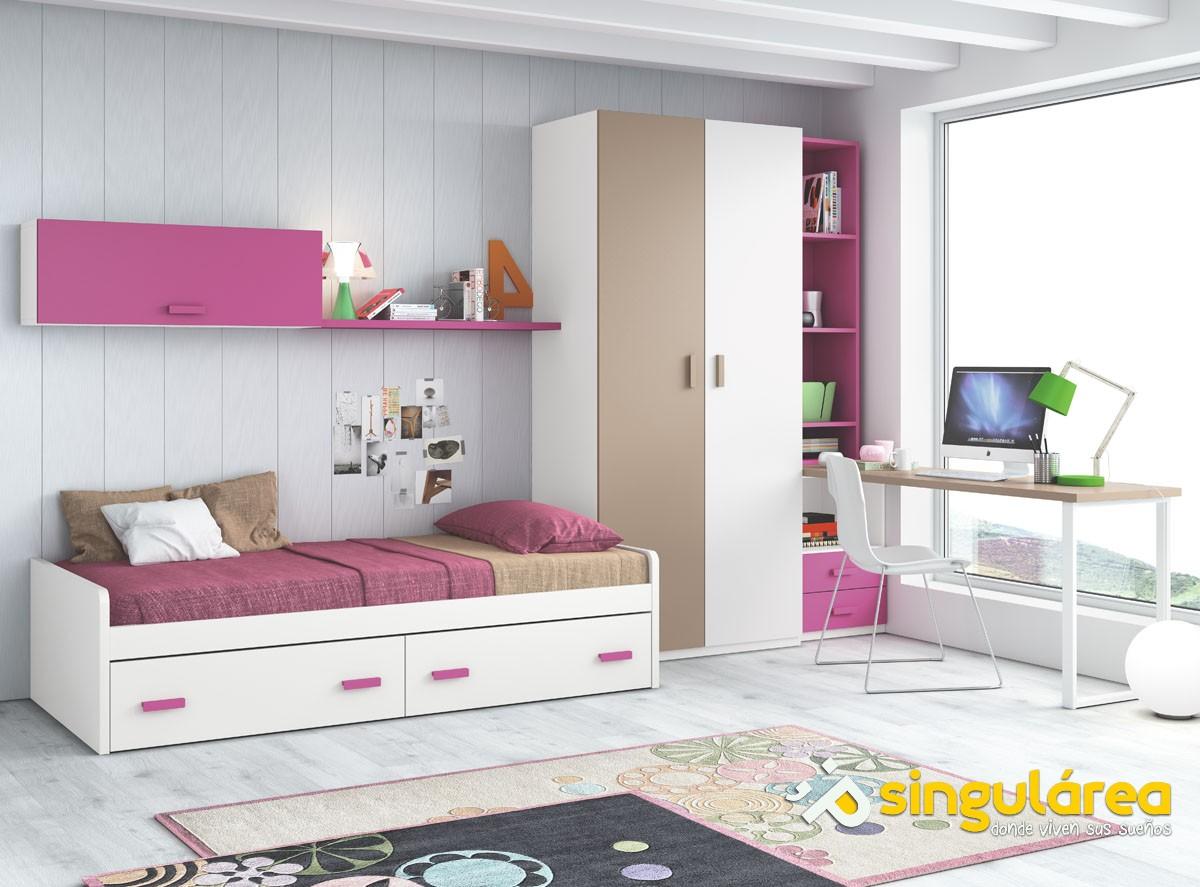 Dormitorios infantiles valencia camas compactas cul me - Mueble infantil valencia ...