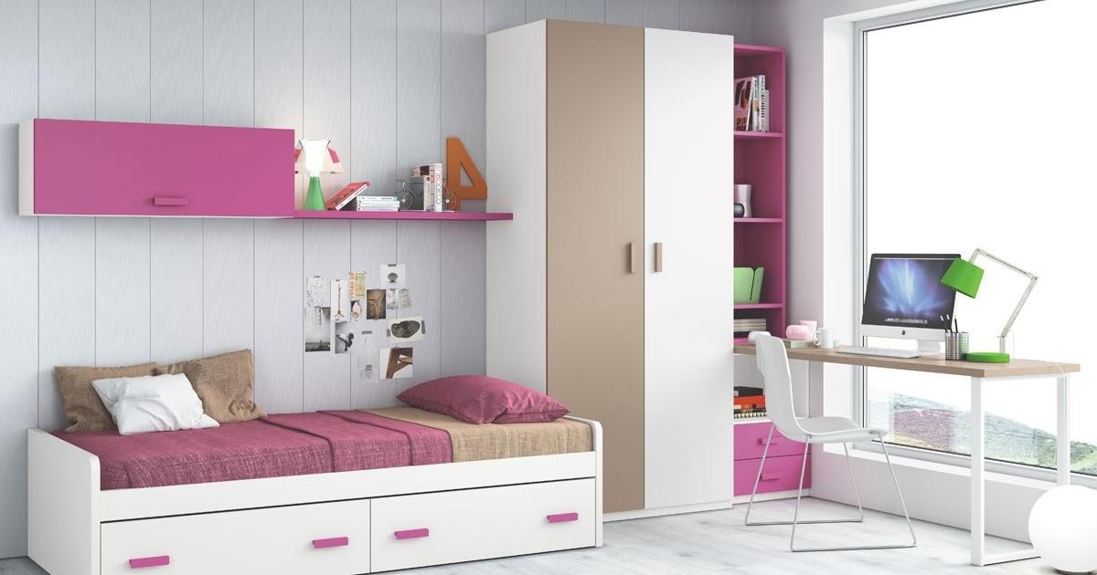 Infantil b sicos 211 con armario 874 - Dormitorios infantiles valencia ...