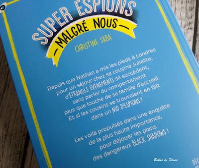 Super Espions (Malgré nous) - Poulpe Fictions