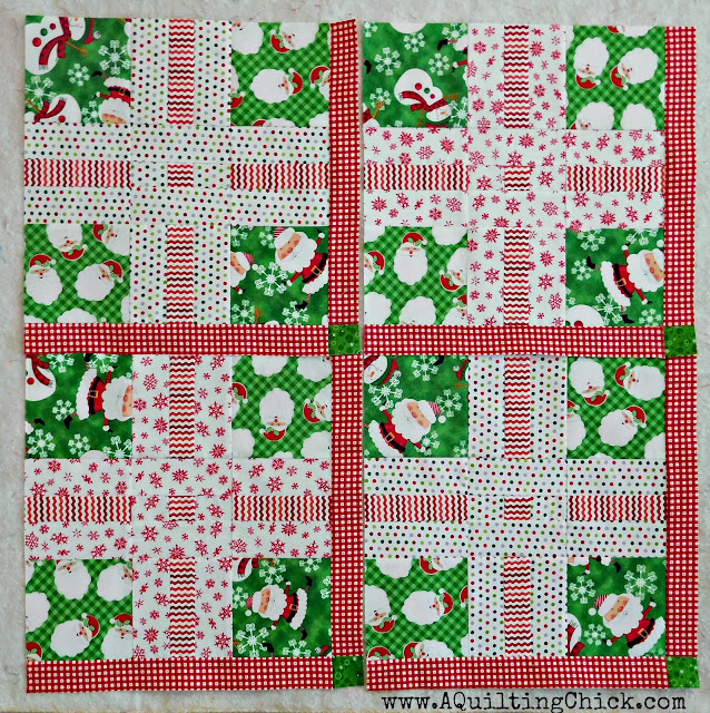 Dear Santa - Quilt Center Assembly