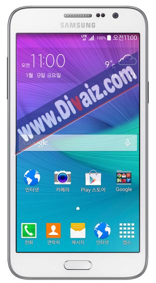 Cara Flashing Samsung Galaxy Grand Max SM-G7202 Pakai Odin - www.divaiz.com