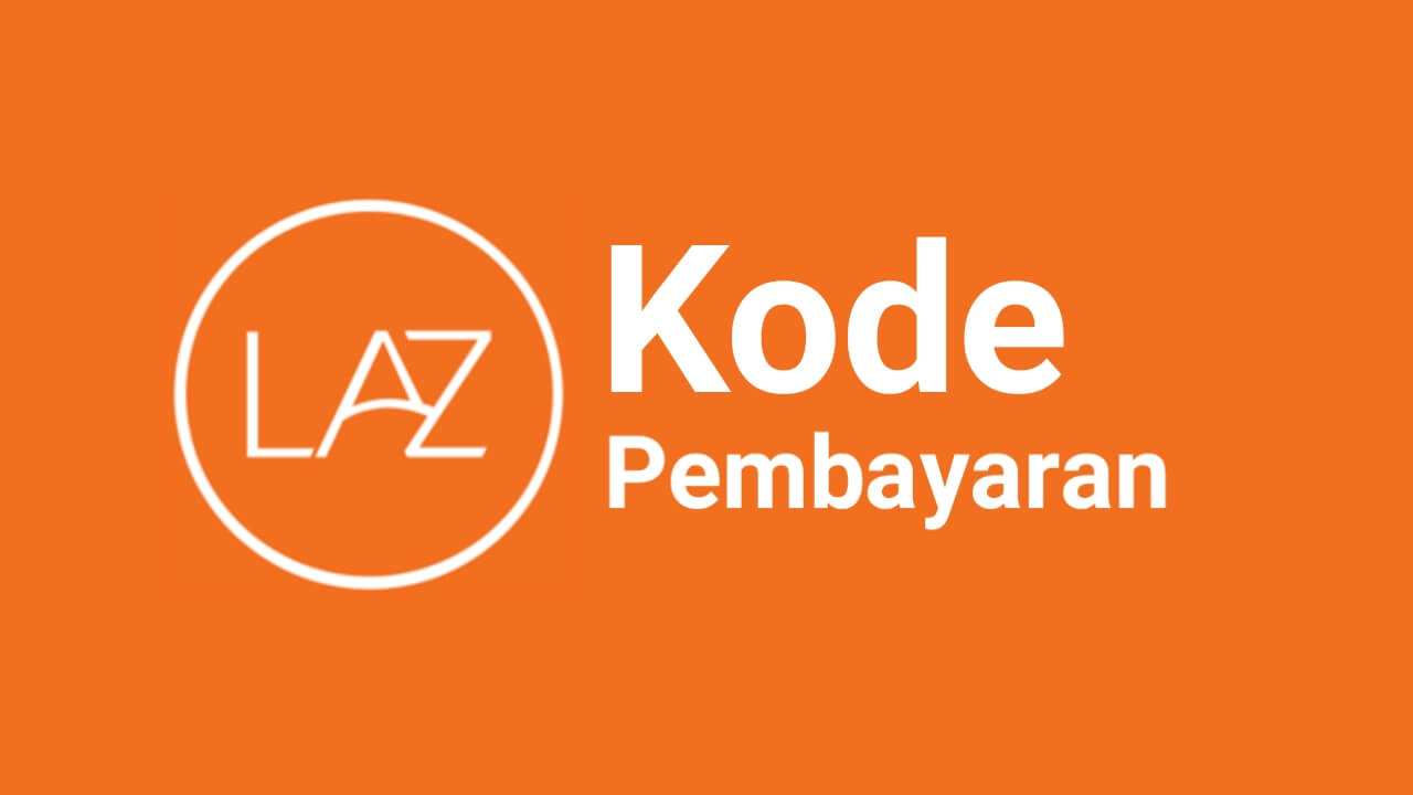 Cara transfer kode pembayaran Lazada