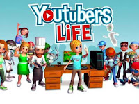 Free Download Youtubers Life Gaming MOD Unlimited Money Unlocked v1.0.9 Apk Android Terbaru