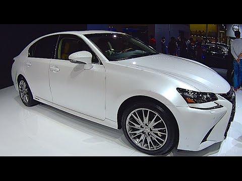 2017 Lexus GS 450h Owners Manual Pdf